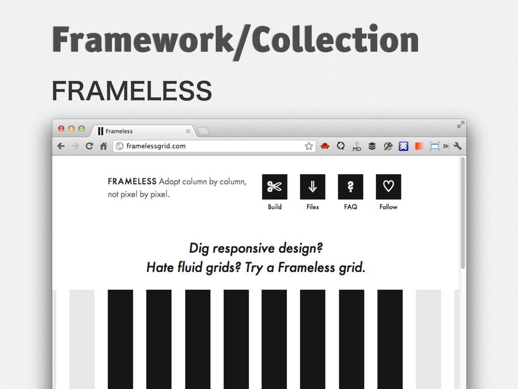 "'3"".&-&44 Framework/Collection"