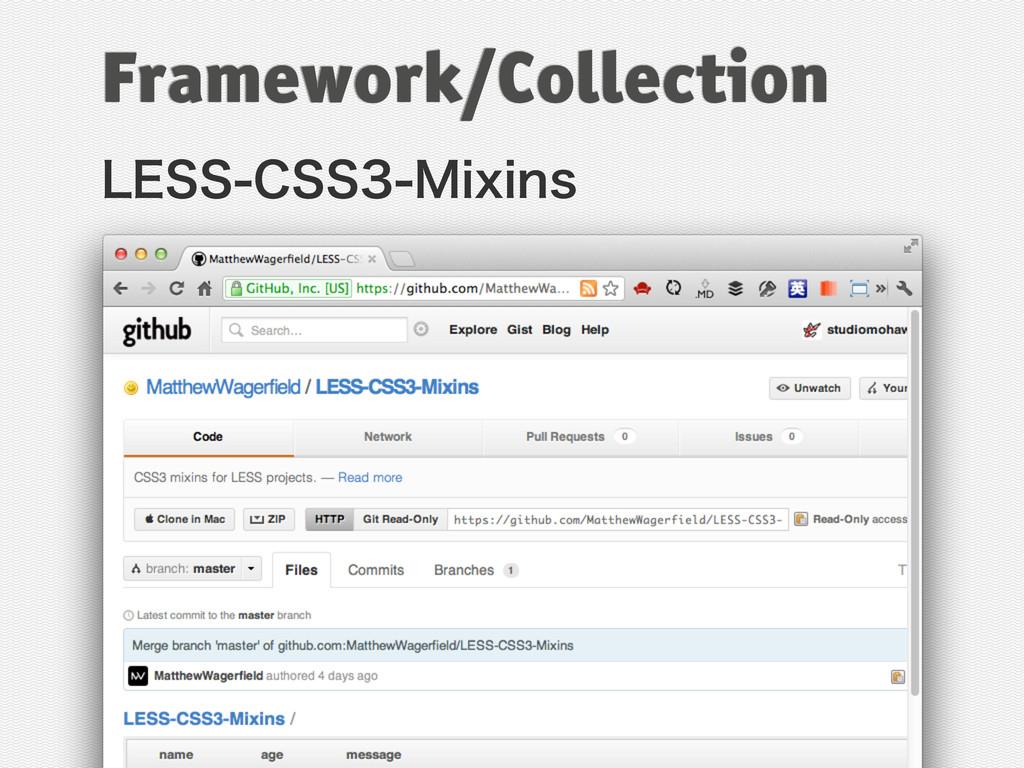 -&44$44.JYJOT Framework/Collection