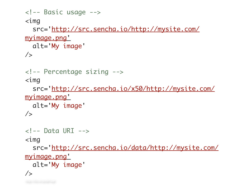 http://flic.kr/p/6e7uqr <!-- Basic usage --> <im...