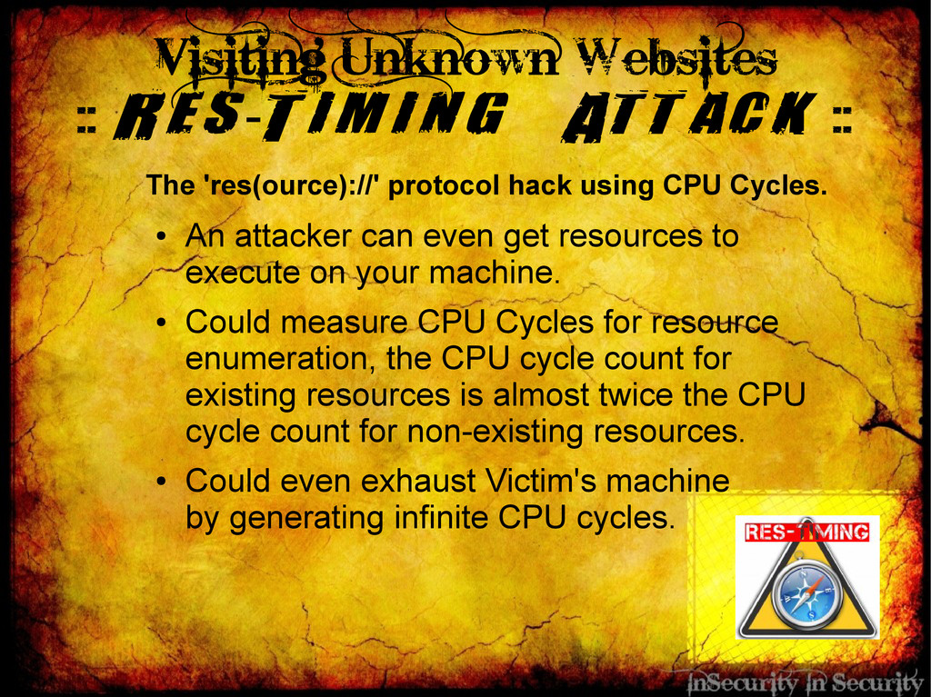 Visiting Unknown Websites :: Res Timing Attack ...