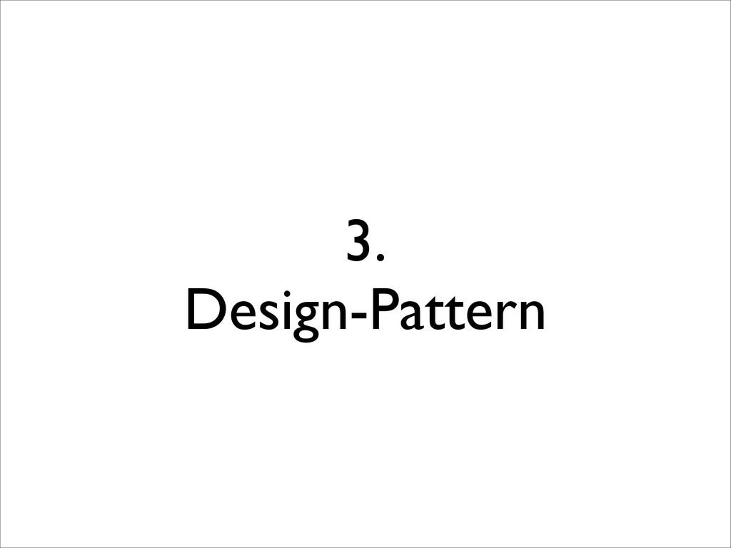 3. Design-Pattern