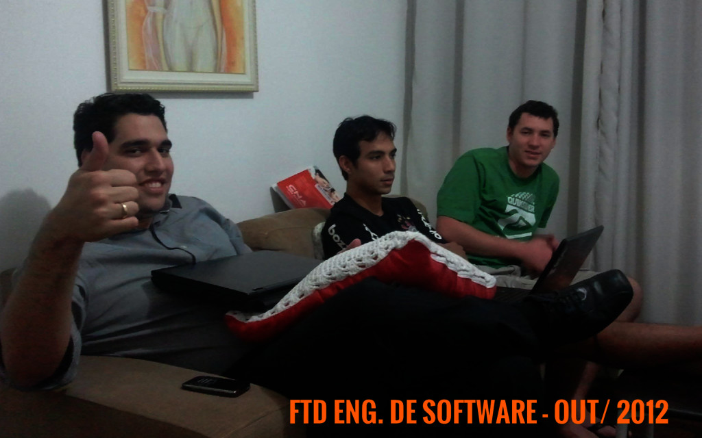 FTD ENG. DE SOFTWARE - OUT/ 2012