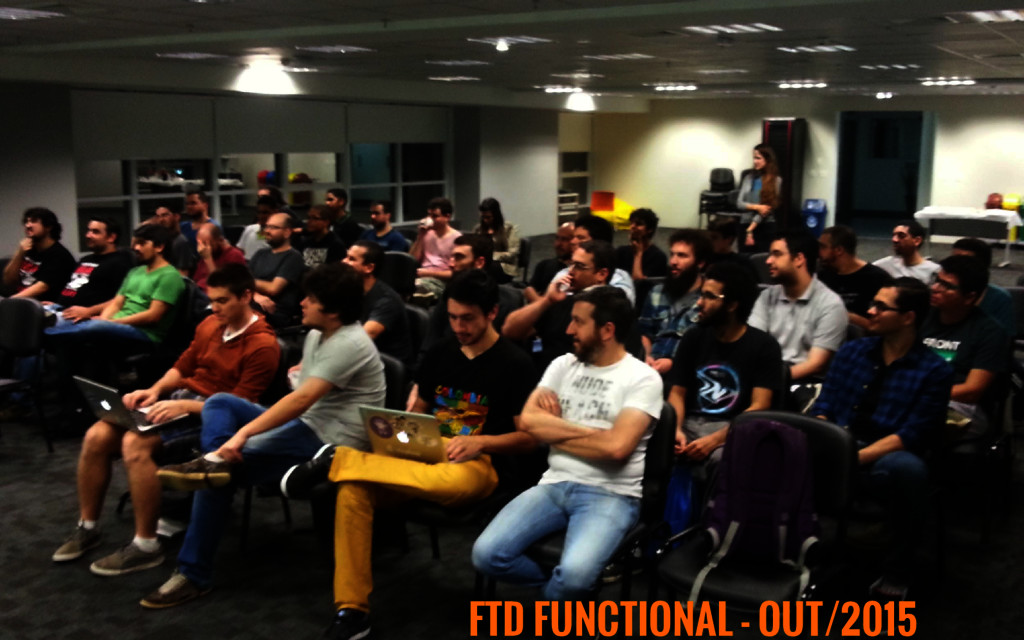 FTD FUNCTIONAL - OUT/2015