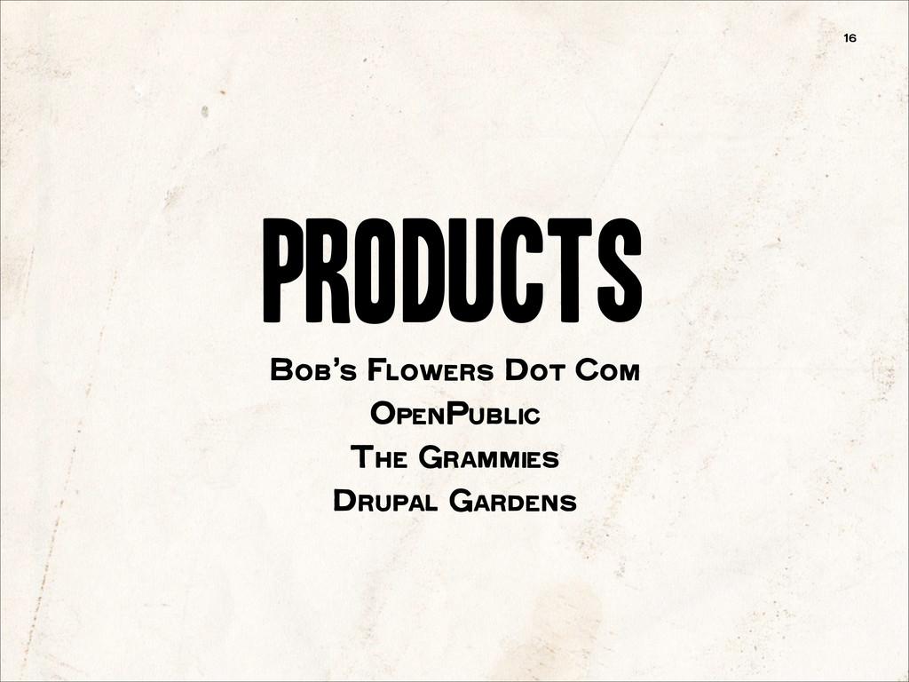 products 16 Bob's Flowers Dot Com OpenPublic Th...