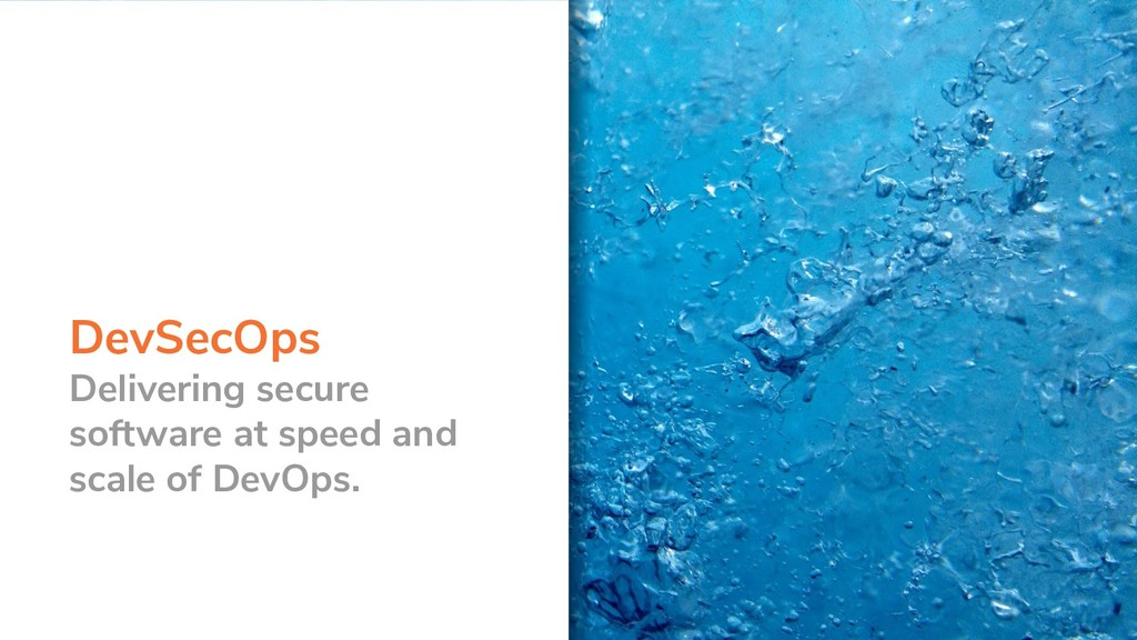 DevSecOps Delivering secure software at speed a...