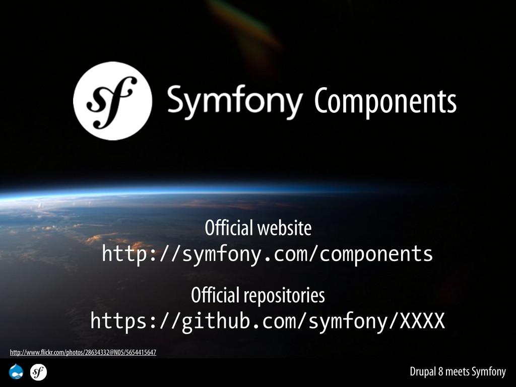 Drupal 8 meets Symfony Official website http://...