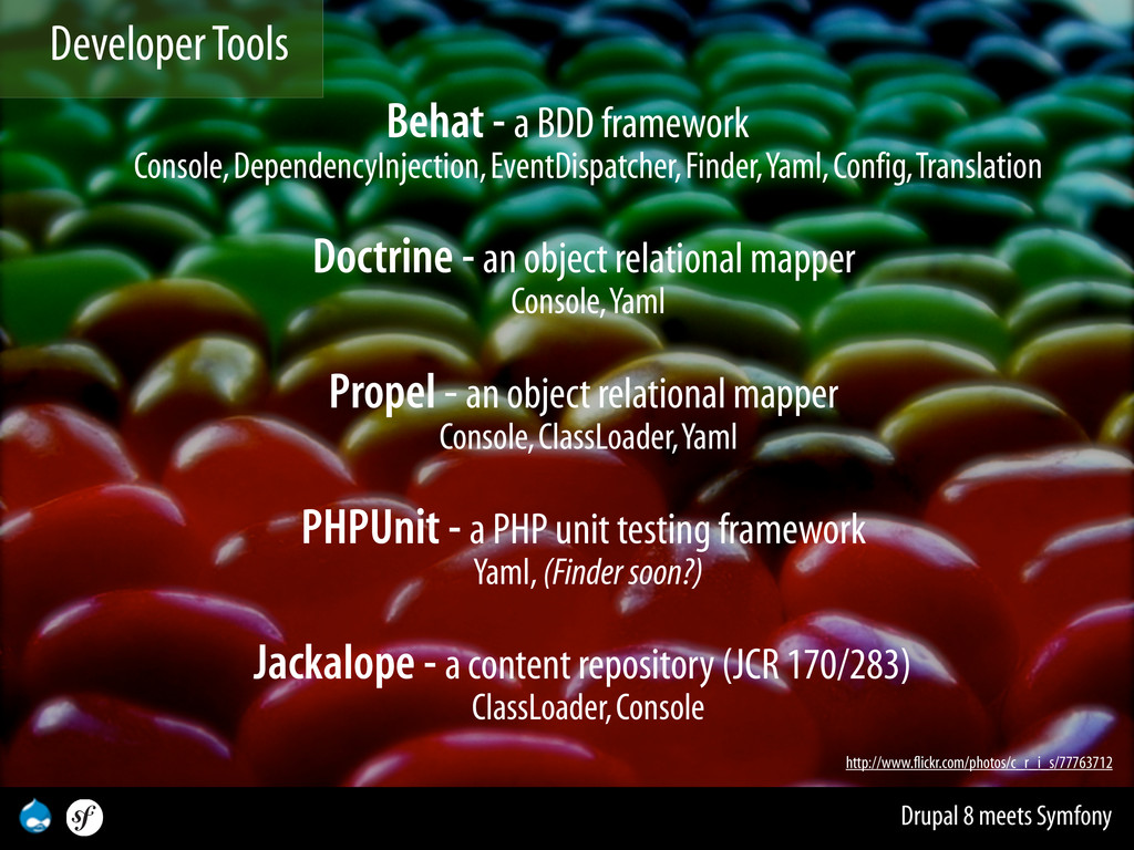 Drupal 8 meets Symfony Behat - a BDD framework ...