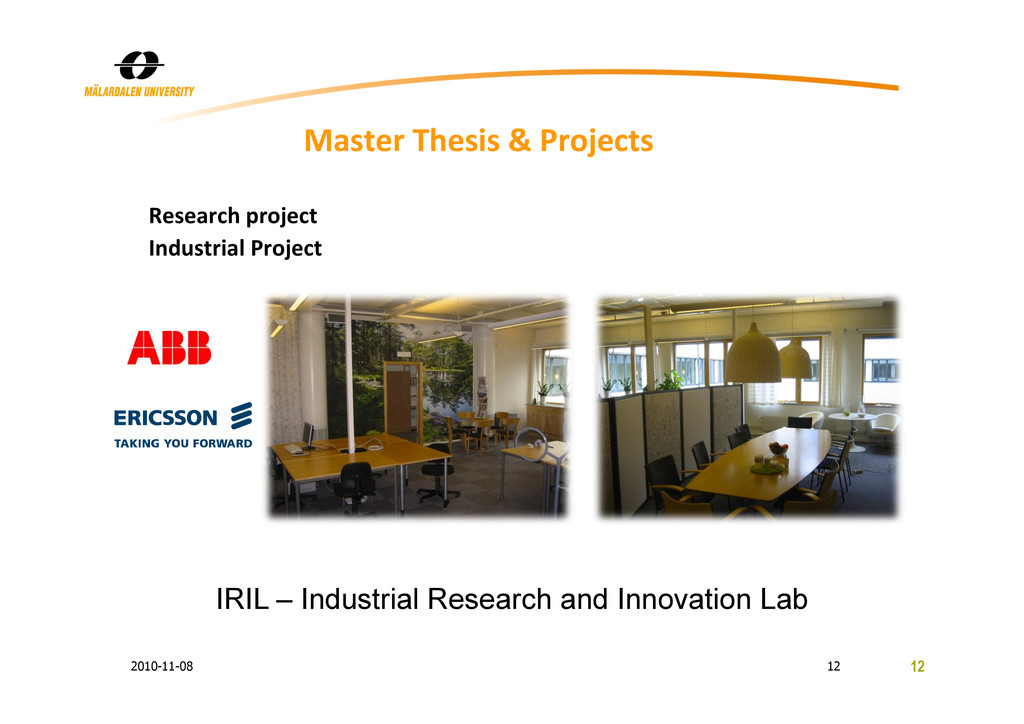 12 Master	
