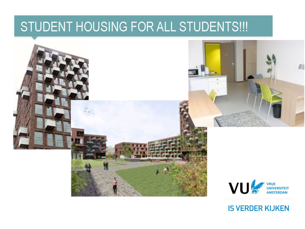 STUDENT HOUSING FOR ALL STUDENTS!!!