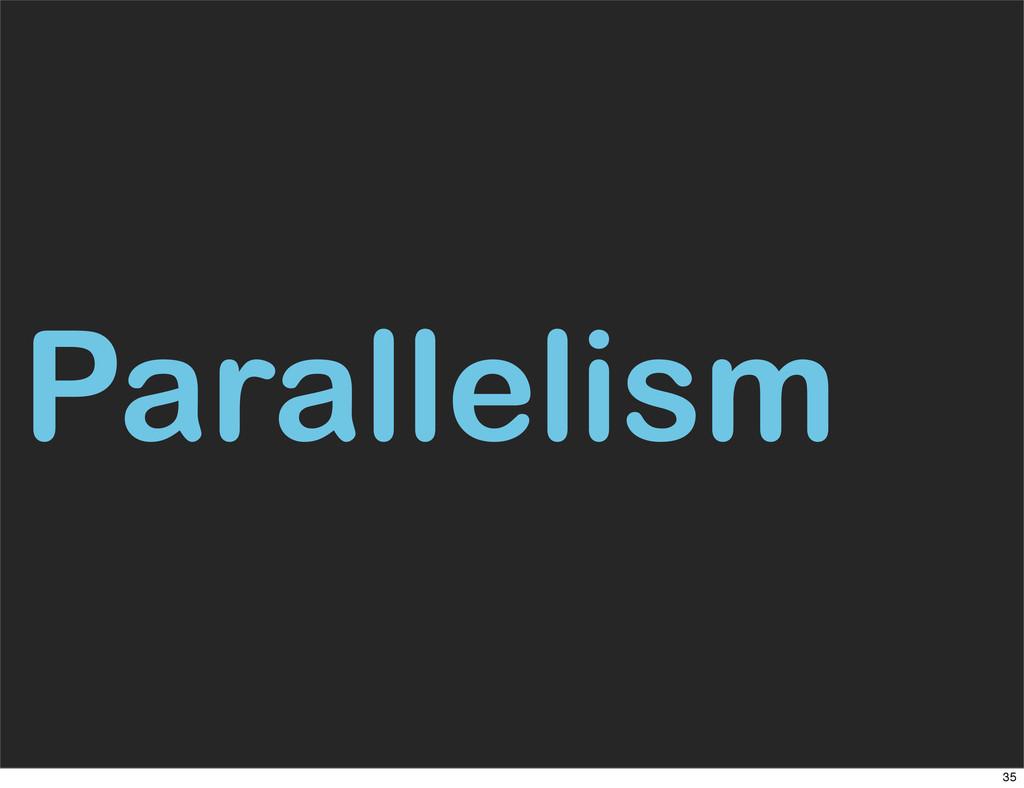 Parallelism 35