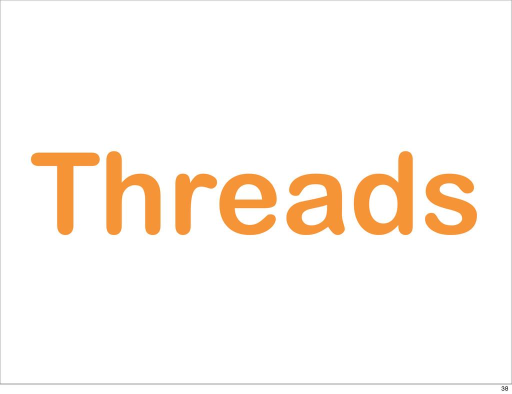 Threads 38