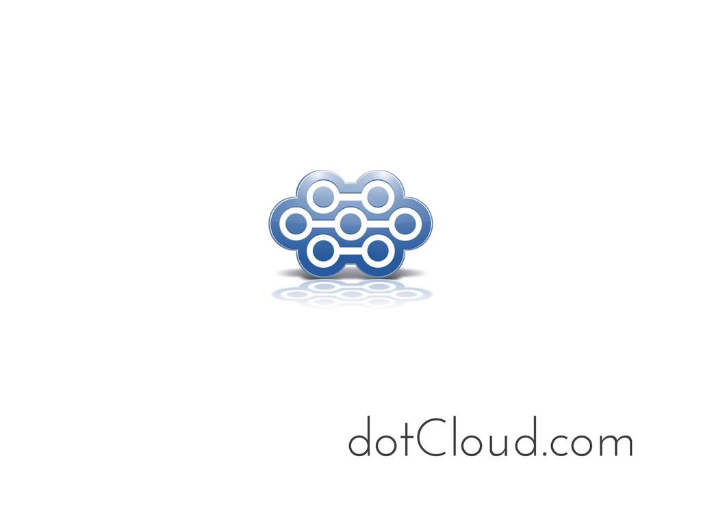 dotCloud.com