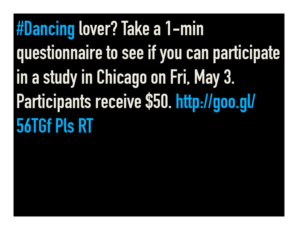 #Dancing lover? Take a 1-min questionnaire to s...