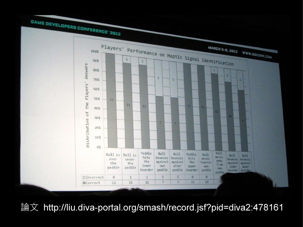 論文 http://liu.diva-portal.org/smash/record.jsf?...