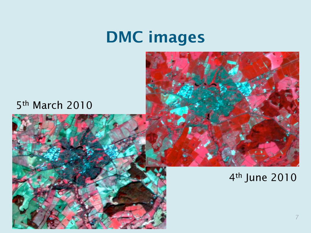 DMC images 7 ! ! 4th June 2010 5th March 2010