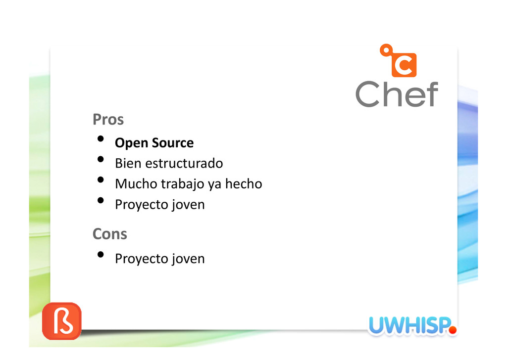 Pros	