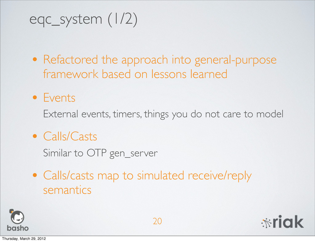 eqc_system (1/2) 20 • Refactored the approach i...