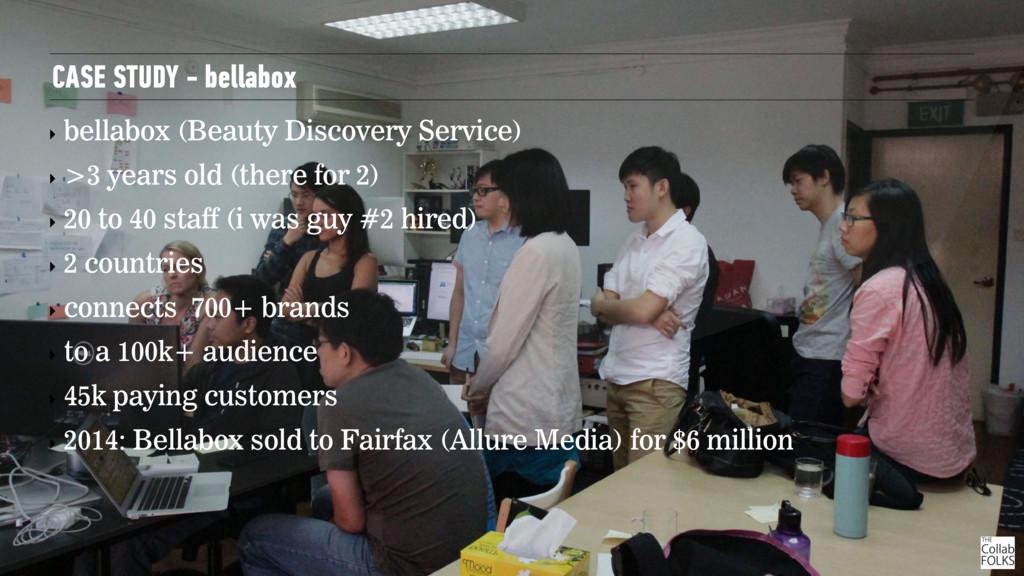 CASE STUDY - bellabox ‣ bellabox (Beauty Discov...
