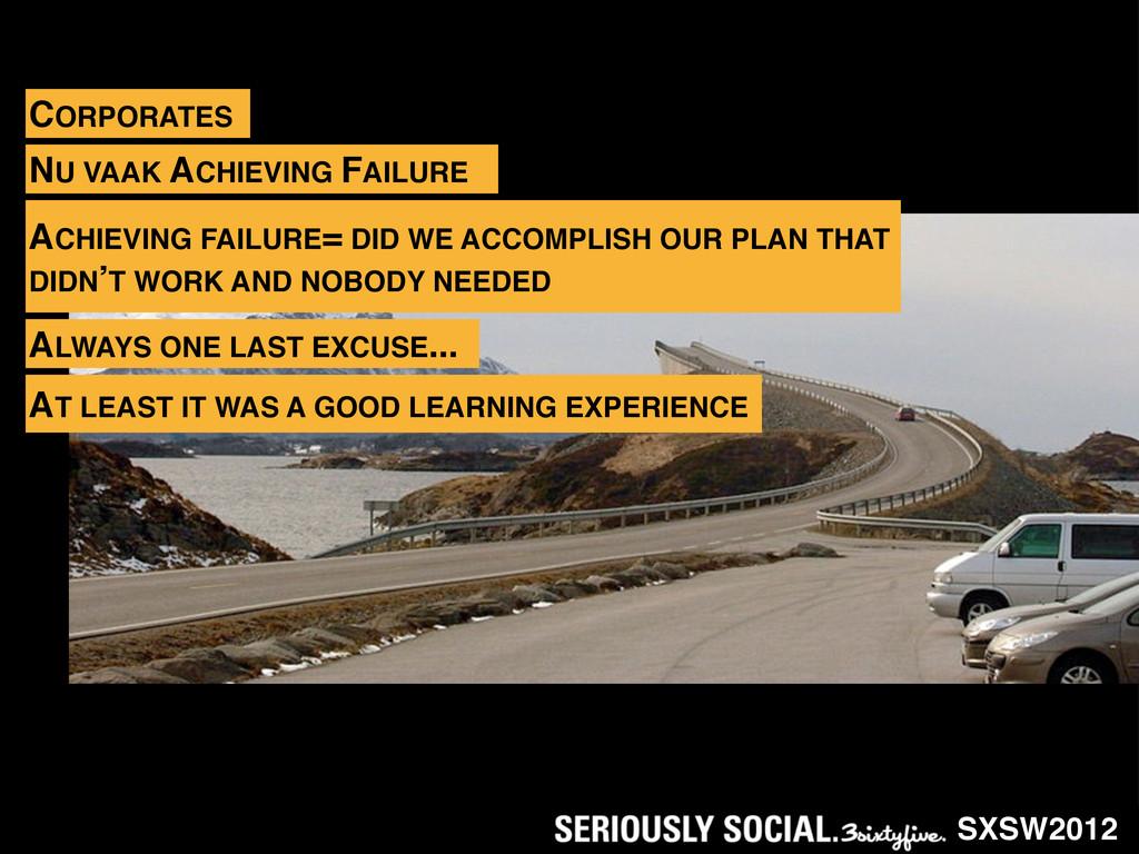 SXSW2012 NU VAAK ACHIEVING FAILURE ACHIEVING FA...
