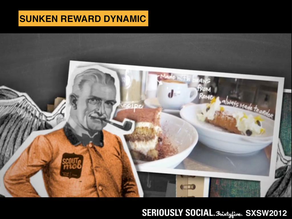 SXSW2012 SUNKEN REWARD DYNAMIC