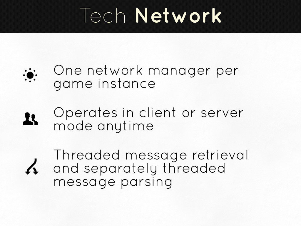 Tech Network One network manager per game insta...