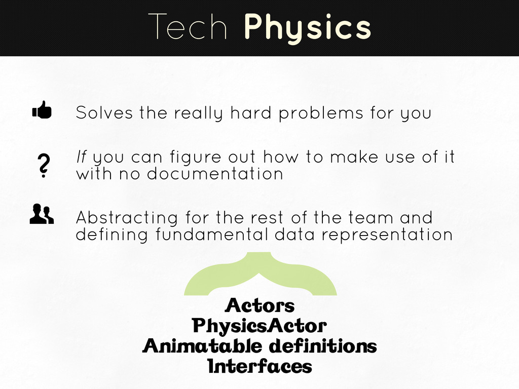 Tech Physics Solves the really hard problems fo...