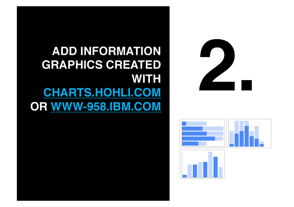 2.! ADD INFORMATION GRAPHICS CREATED WITH CHART...