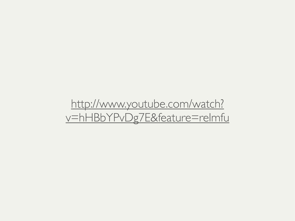 http://www.youtube.com/watch? v=hHBbYPvDg7E&fea...