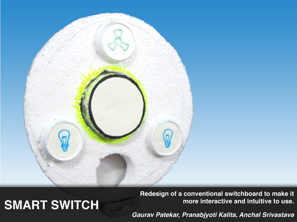 SMART SWITCH Gaurav Patekar, Pranabjyoti Kalita...