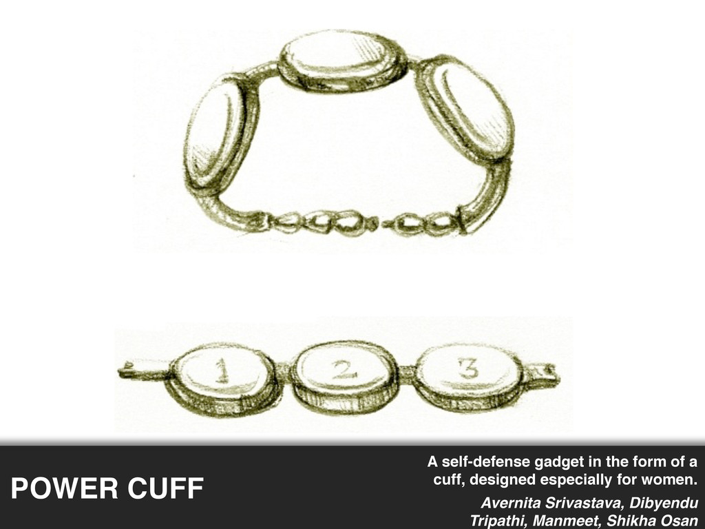 POWER CUFF Avernita Srivastava, Dibyendu Tripat...