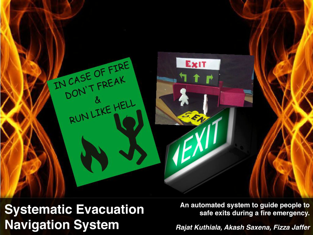 Systematic Evacuation Navigation System Rajat K...