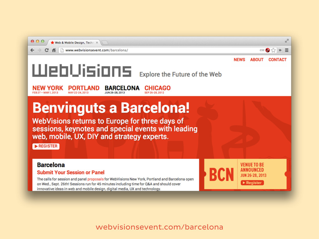 webvisionsevent.com/barcelona