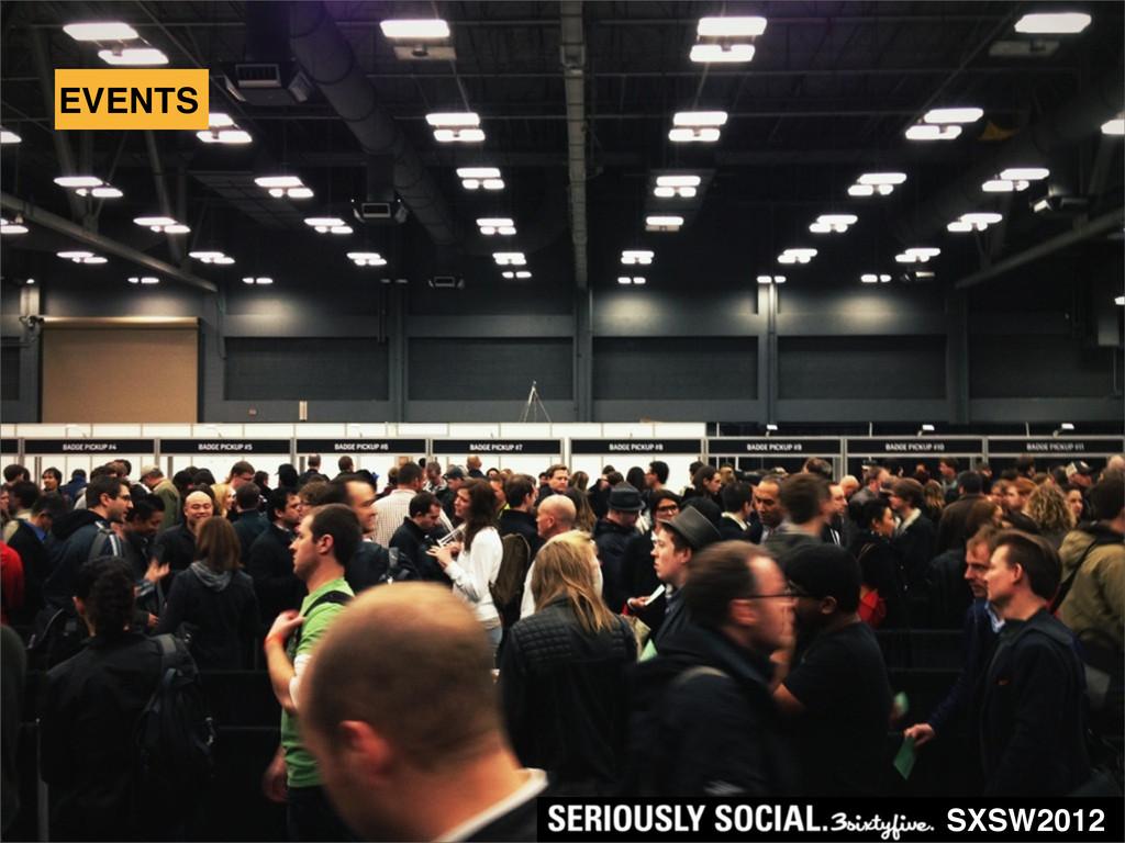 EVENTS SXSW2012