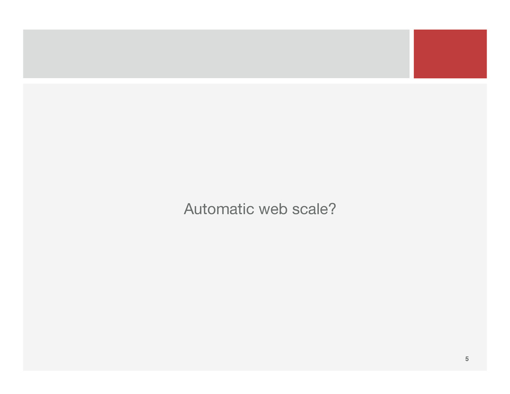 5! 