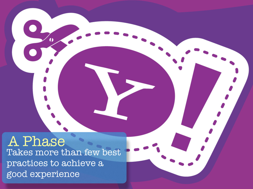 A Phase Takes more than few best practices to a...