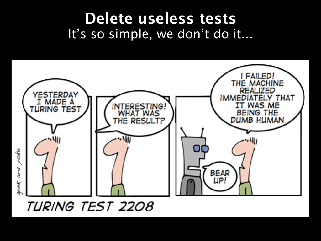 Delete useless tests It's so simple, we don't d...
