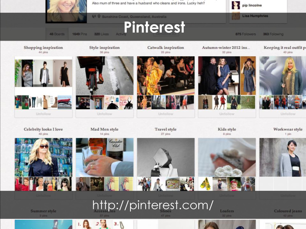 Pinterest http://pinterest.com/