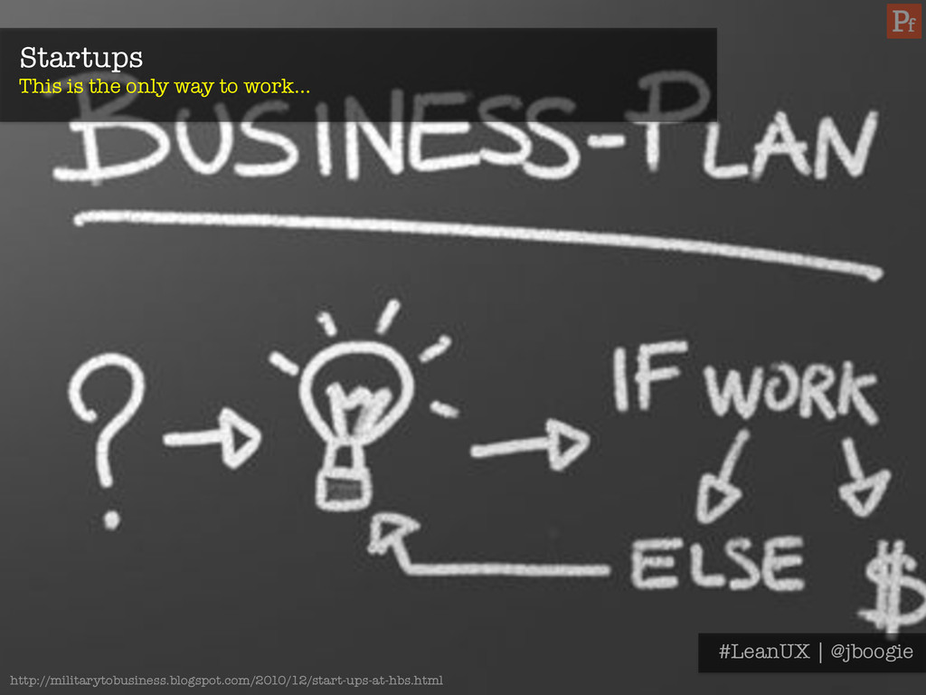 Startups This is the only way to work… http:/...