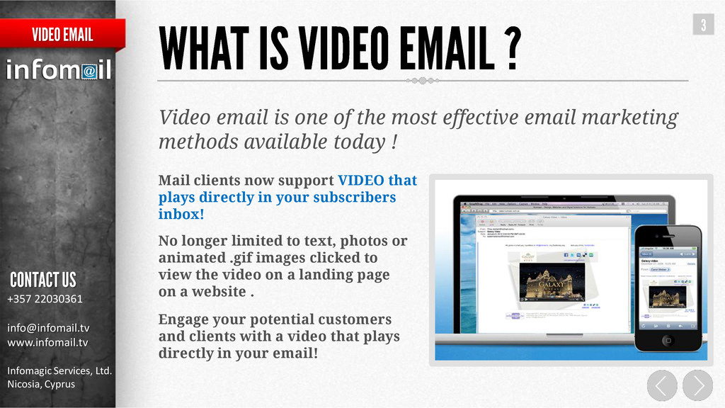 Video email is one of the most effective email ...