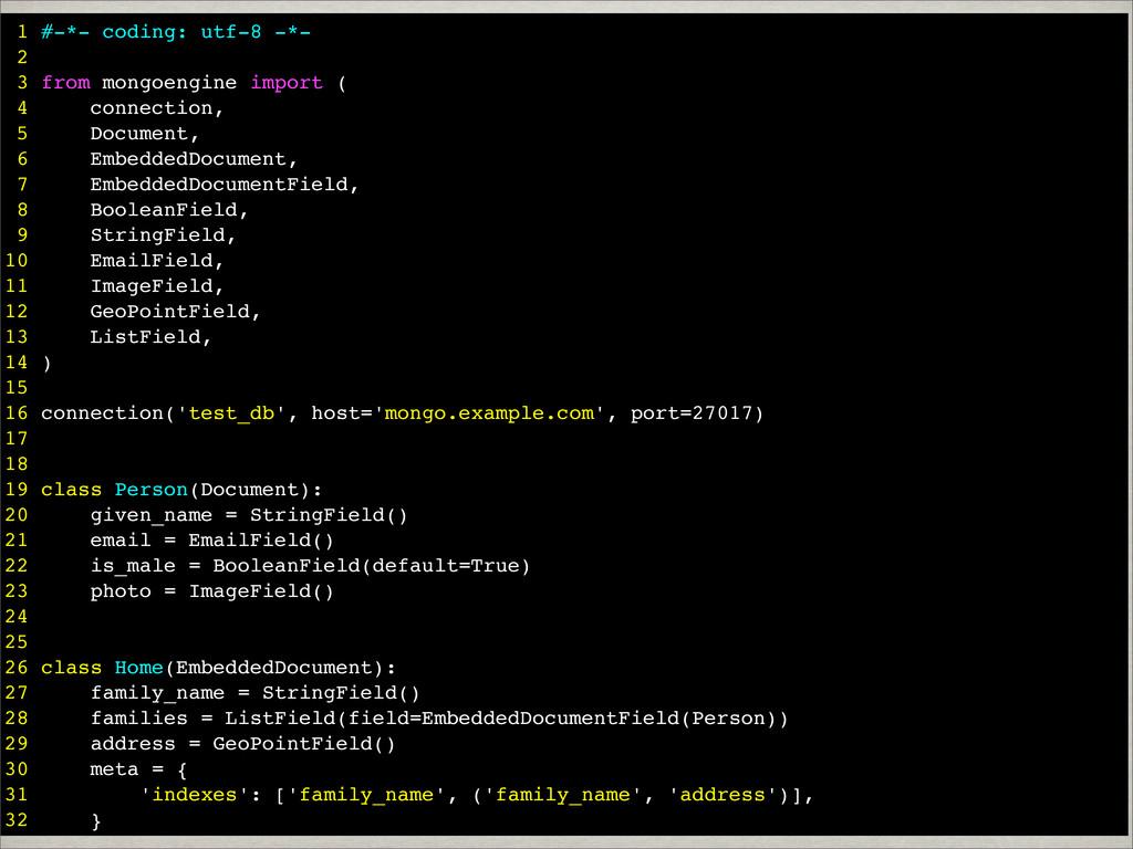 1 #-*- coding: utf-8 -*- 2 3 from mongoengine i...