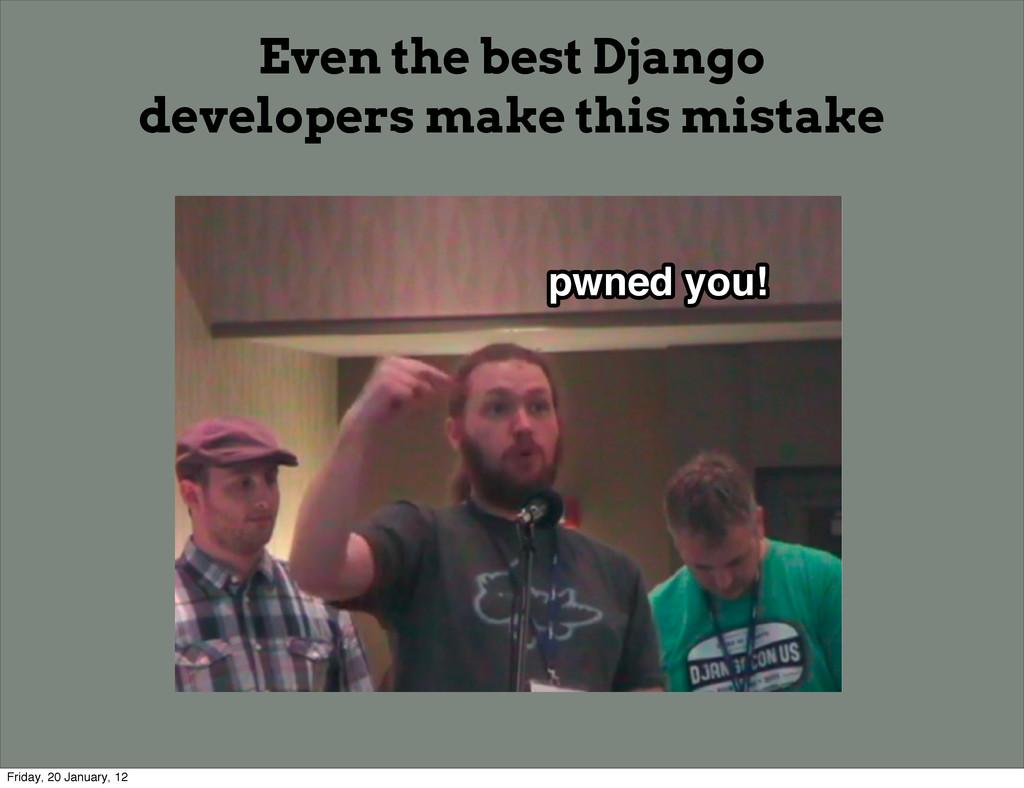 pwned you! pwned you! pwned you! pwned you! Eve...