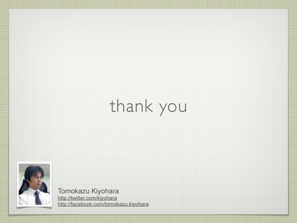 thank you Tomokazu Kiyohara http://twitter.com/...