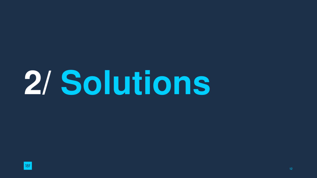 2/ Solutions 12