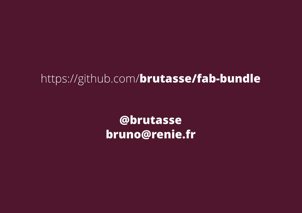 https://github.com/brutasse/fab-bundle @brutass...