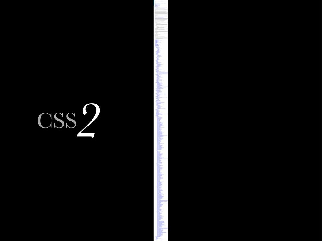 2 CSS