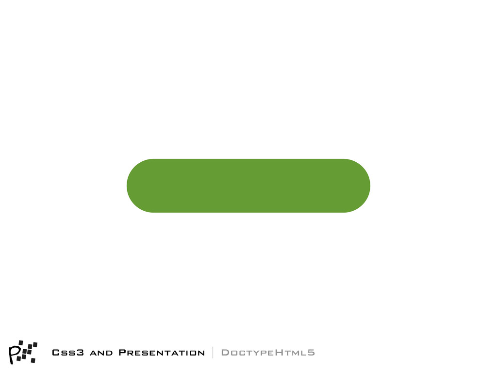 Css3 and Presentation | DoctypeHtml5