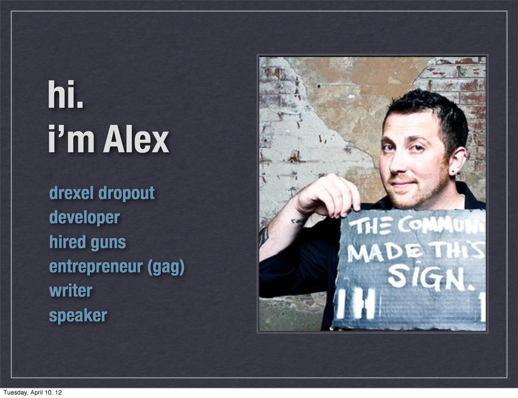 drexel dropout developer hired guns entrepreneu...