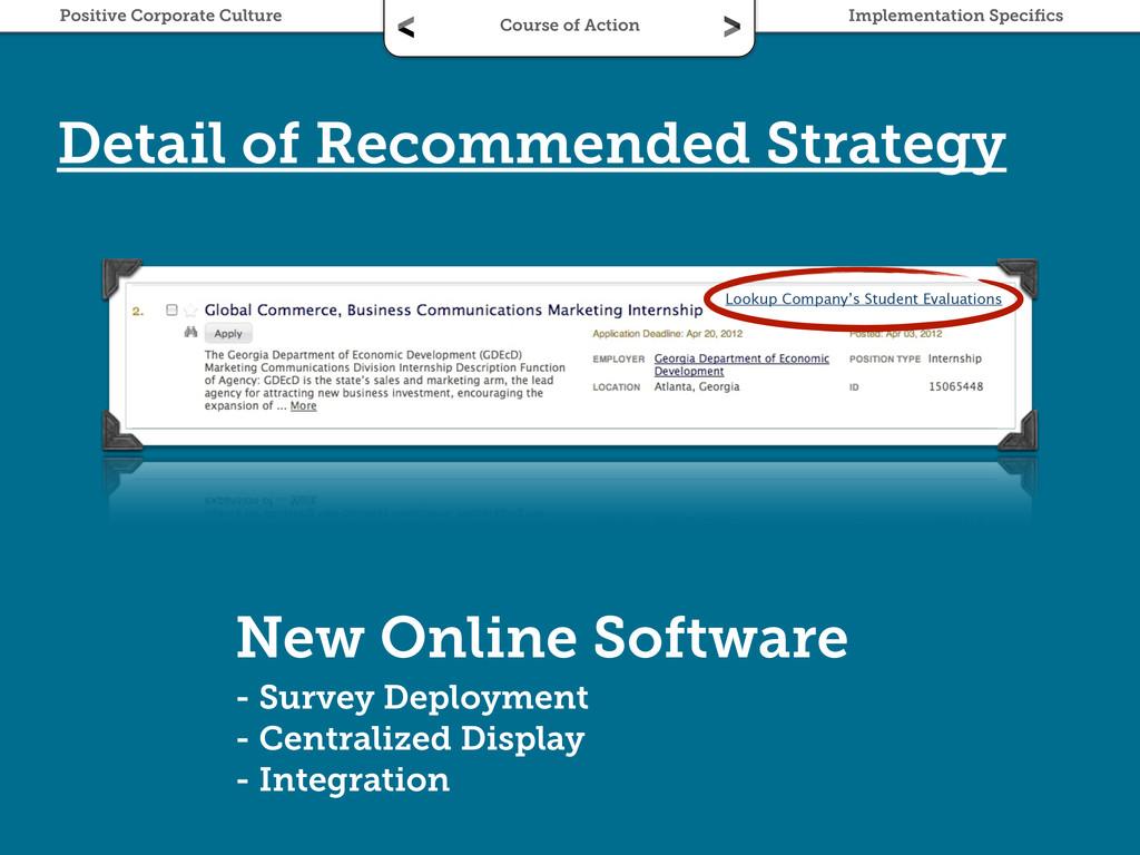 New Online Software - Survey Deployment - Centr...
