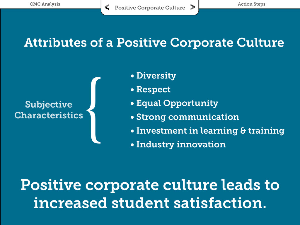 Positive corporate culture leads to increased s...