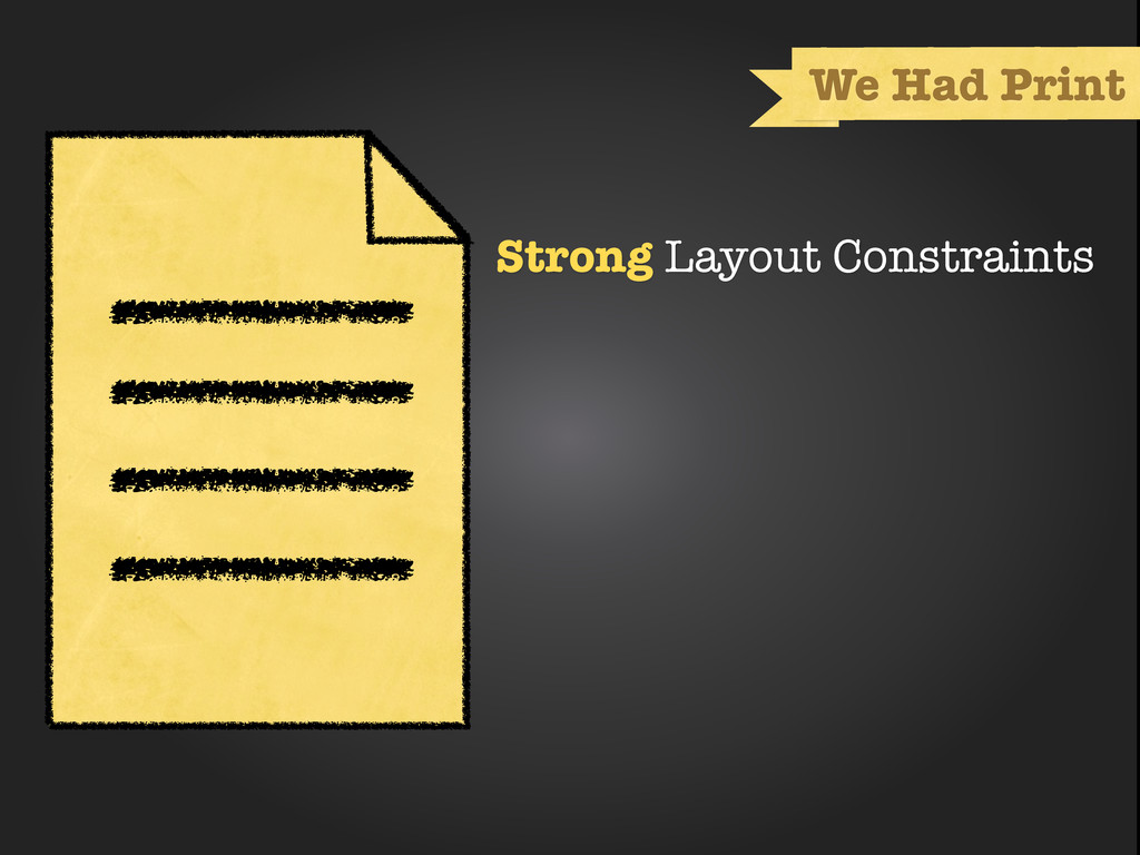 defined container Strong Layout Constraints We H...